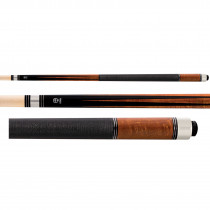 McDermott Star S72 Pool Cue - Black/Cherry