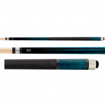 McDermott Star S74 Pool Cue - Black/Blue