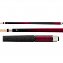 McDermott Star S75 Pool Cue - Black/Red