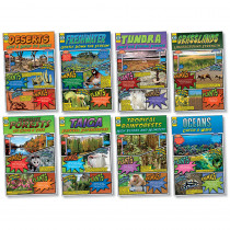 Biomes Bulletin Board Set - NST3079