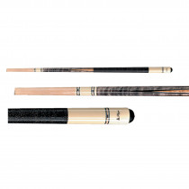 Players C-9921 Smoke-Stained Gray Pool Cue Stick
