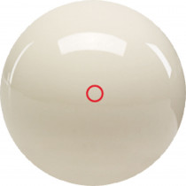 Pro Series Red Circle Cue Ball
