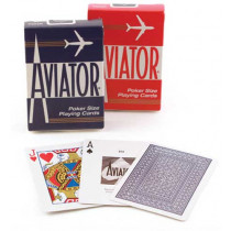 Aviator Standard Index Playing Cards