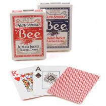 Bee Jumbo Index Playing Cards