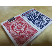 Tally-Ho Circle Back Standard Index Playing Cards