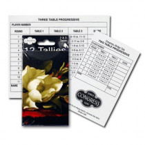 Congress Southern Charm Tally Cards