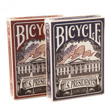 Bicycle U.S. Presidents Playing Cards