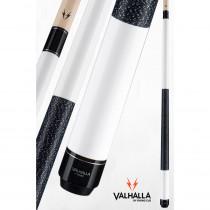 Valhalla VA118 White Pool Cue Stick from Viking Cue