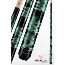 Valhalla VA213 Green Pool Cue Stick from Viking Cue