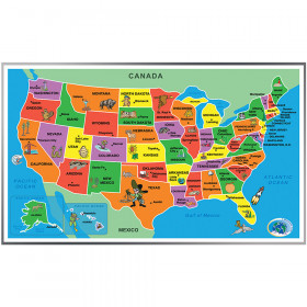 Kids Puzzle Of The Usa
