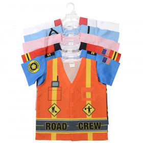 My 1St Career Gear 6 Piece Set A One Size Fits Most Ages 3-6