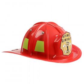Red Firefighter Helemt