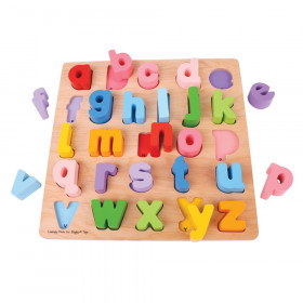 Chunky Alphabet Puzzle Lowercase