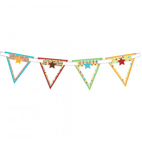 Hipster Bunting