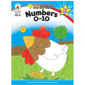 Numbers 0-10, Grades PK - K