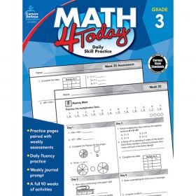 Math 4 Today Gr 3