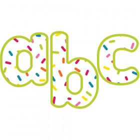 School Pop Lowercase EZ Letters