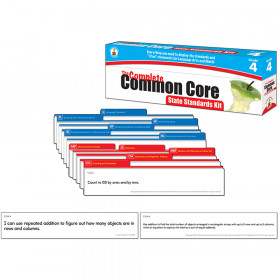 Gr 4 The Complete Common Core State Standards Kit