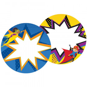 Super Power Two-Sided Decoration