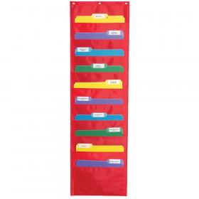 Storage Pocket Chart, 10 Pocket