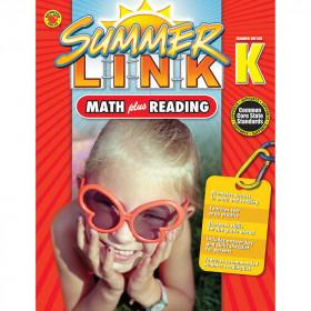 Math Plus Reading Workbook