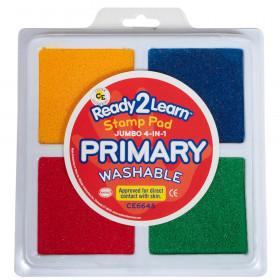 Jumbo Washable 4In1 Stamp Pad