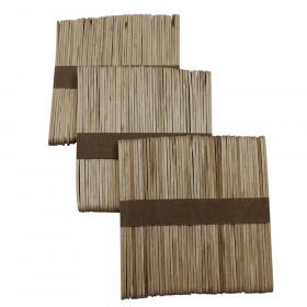 Natural Craft Sticks 150 Pack