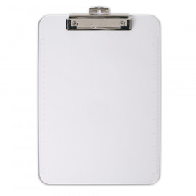 Plastic Clipboard Clear