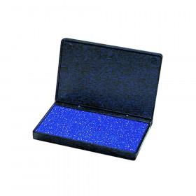 Stamp Pad, Blue