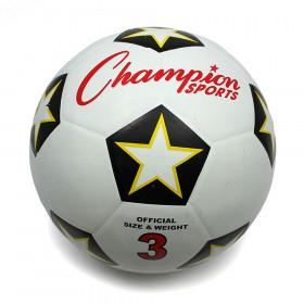 Champion Soccer Ball No 3