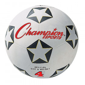Champion Soccer Ball No 4