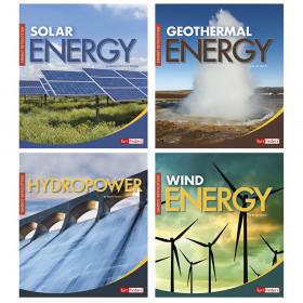 Energy Revolution Set Of 4 Books