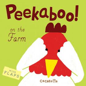 Peekaboo! Board Book, On the Farm!