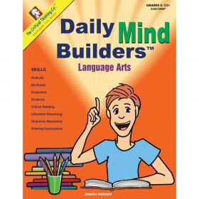 Daily Mind Builders: Language Arts, Grade 5-12