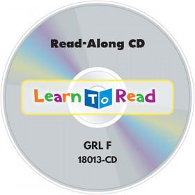Read Along Cd 13 Lvl F Learn To Read