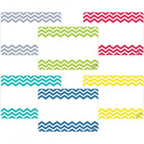 Chevron Solids Labels
