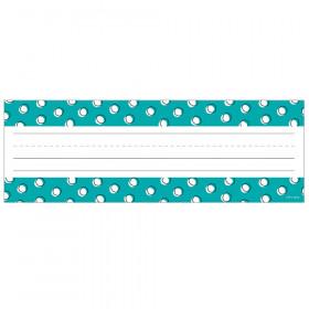 Doodle Dots Name Plates (8534)