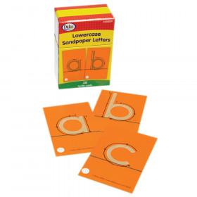 Tactile Sandpaper Lowercase Letters
