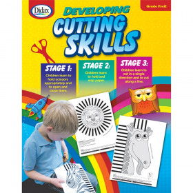 Developing Cutting Skills Early Years