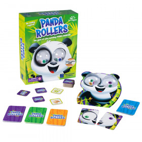 Panda Rollers Game Of Pandamonium Colormatching
