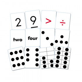 Essential Number Cards Gr K-2 110 Cards