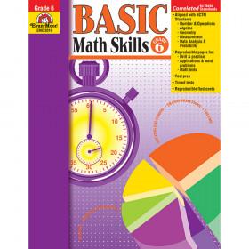 Basic Math Skills Gr 6
