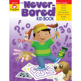 Never Bored Book Ages 5-6