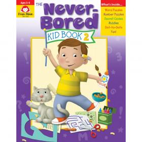 The Never-Bored Kid Book 2 - Activity Book, Grades K-1