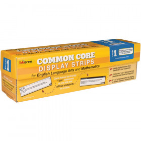 Common Core State Standards Display Strips Gr 1