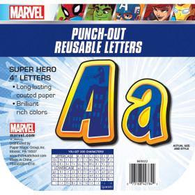 Marvel Super Hero Adventure Deco Letters