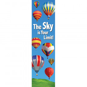 The Sky Is Your Limit Banner