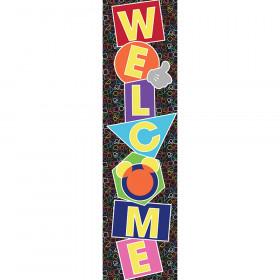 Geo Mickey Vertical Banner