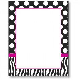 Zebra Dot Chart