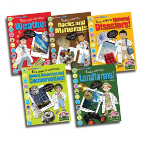 Science Alliance Earth Science Set Of All 5 Titles